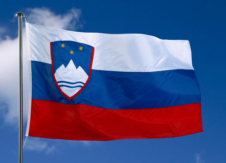 Bandera Eslovena
