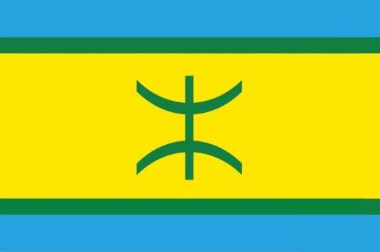 Kabylia_vlag