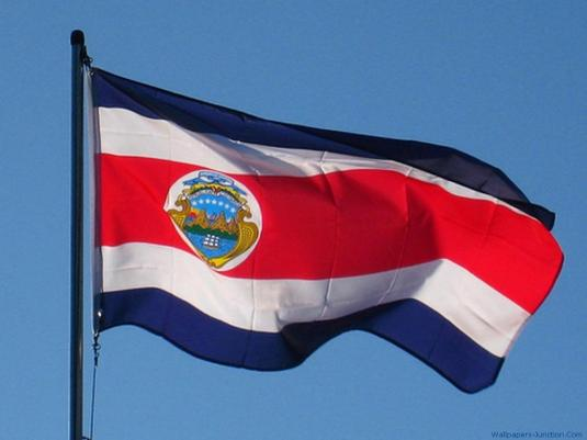 Costa-Rica-Flag-Wallpapers