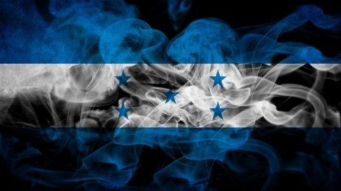 honduras_flag_smokey_wallpaper_by_obsessedwithsound-d4hzllf
