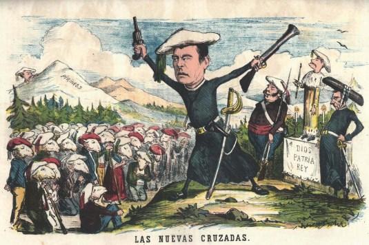 11 El Carlismo La Flaca 2 de septiembre de 1870