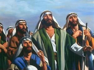 12 apostoles del cordero