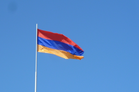 Bandera-Armenia-real
