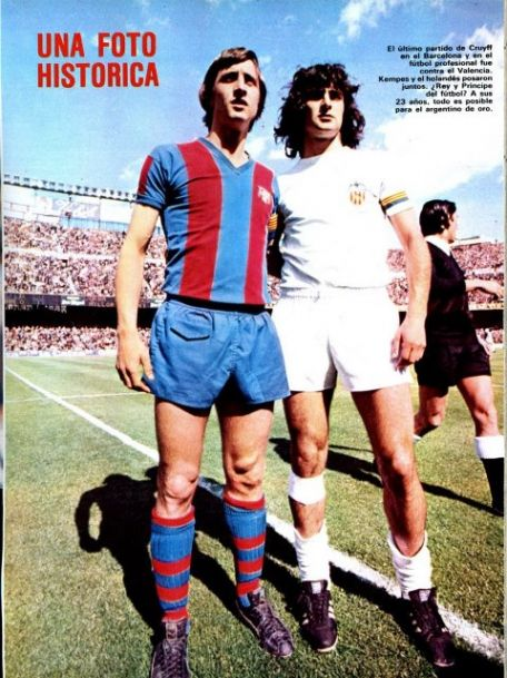 ¿Cuánto mide Mario Alberto Kempes? - Real height Kempescruyff