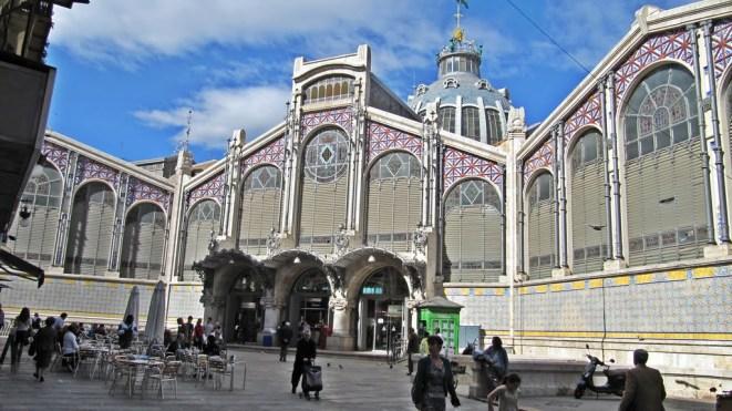 Resultado de imagen de mercado central Valencia