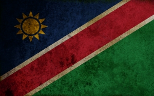 Namibia-Flag-Wallpaper