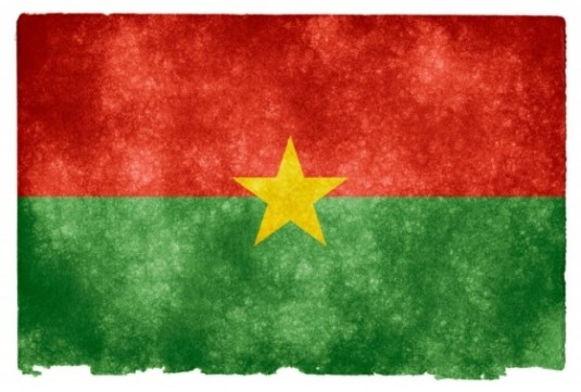 Flag of burkina faso flag (1)